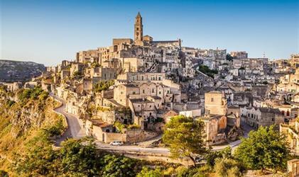 ITÁLIE - APULIE, BASILICATA A KALÁBRIE