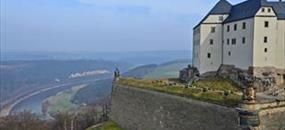 Plavba na pevnost Königstein