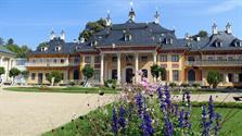 Plavba na zámek Pillnitz