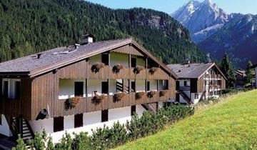 Apartmány Rezidence Casa Canazei