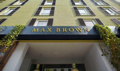 Hotel Max Brown 7th District