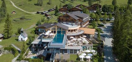 Resort Almwellness Tuffbad