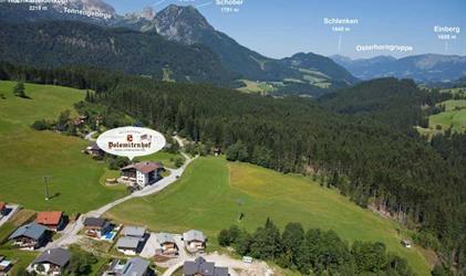 Landhotel Salzburger Dolomitenhof