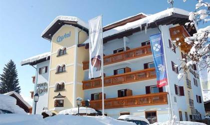 Hotel Crystal Das Alpenrefugium
