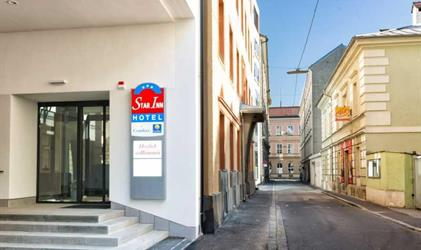 Hotel Star Inn Linz Promenadengalerien by Comfort