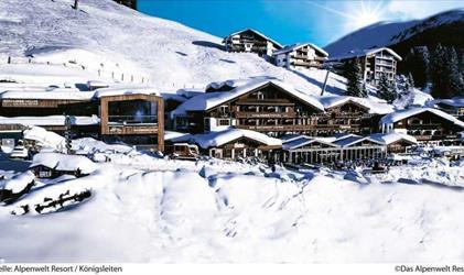 Das Alpenwelt Resort Superior