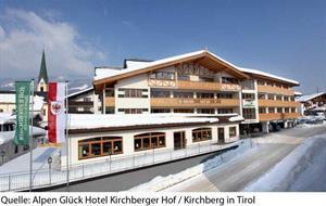 Hotel Alpen Glück Kirchberger Hof