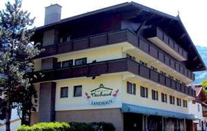 Hotel Gästehaus Lärchenheim