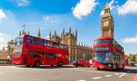 Barvy podzimního Londýna