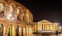 Okouzlující Benátky a Shakespearova Verona