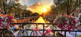 Na skok do Amsterdamu