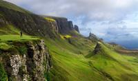 Velký okruh Skotskem