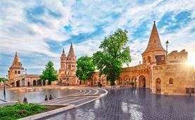 Budapešť a Tropicarium
