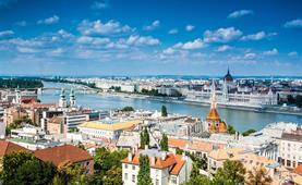 Budapešť jako na dlani