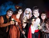 Halloween na Frankensteinově hradě