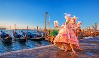 Na karneval do Benátek