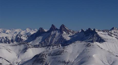 Alpe d´Huez - doprava