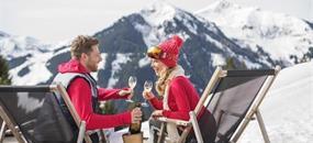 Jednodenní lyžování v Skicircusu - Saalbachu