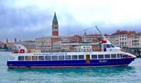 Koupání v Lignanu a plavba Benátskou lagunou s večeří a živou hudbou