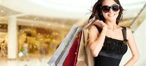 Nákupy luxusních značek v Parndorfu