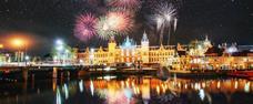 Silvestrovské oslavy v Amsterdamu s ubytováním
