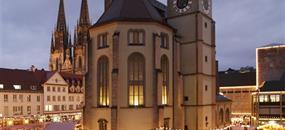 Adventní Regensburg