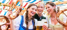 Oktoberfest a Mnichov