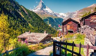 Za poklady Švýcarska