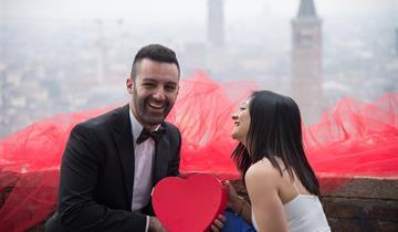Valentýn v Benátkách a Veroně