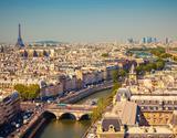 Všechny krásy Paříže (LETECKY)