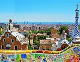Barcelona a Costa Brava (LETECKY)