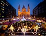 Adventní Budapešť s přespáním