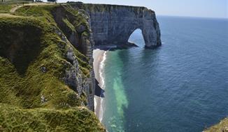 Normandie – syntéza historie a přírody