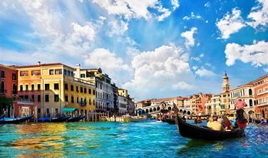 Letmý dotek Benátek