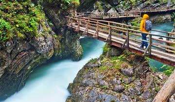 Jezero Bled a soutěska Vintgar