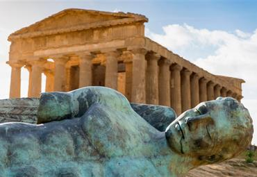 Sicílie se zastávkou v Římě a Neapoli