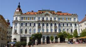 Pécs, město s nádechem Středomoří
