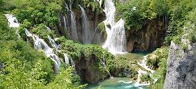Pohádka Plitvických jezer