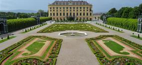 Vídeň a zámek Schőnbrunn