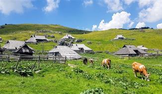 Přírodní skvosty Slovinska