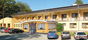 Hotel THERMAL VARGA 3 Velký Meder