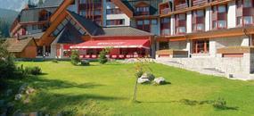 Wellness hotel Grand Jasná 4