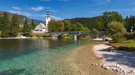 Slovinsko na kolech