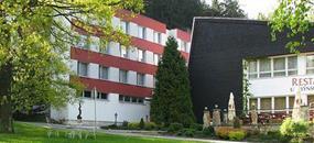 Lesní Lázně, Hotel Legner Zvánovice 4