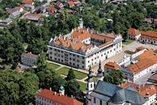 Zámek Litomyšl a mystický hrad Svojanov