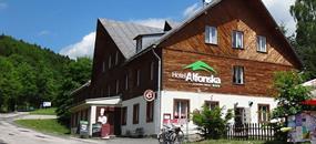 Hotel Alfonska 3 Benecko