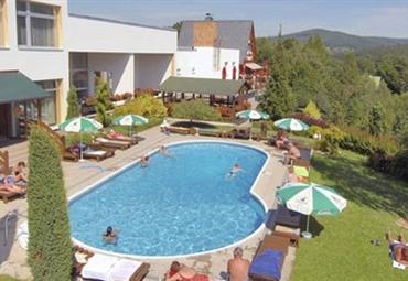 Hotel Niva 3 Luhačovice