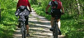 Slovácko na kole