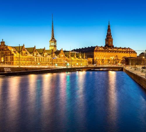 Adventní Kodaň