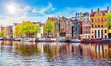 Malý výlet po Holandsku s ochutnávkou sýrů